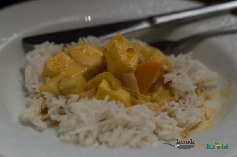 curry wortel pastinaak