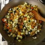 nasi goreng groente gemengd