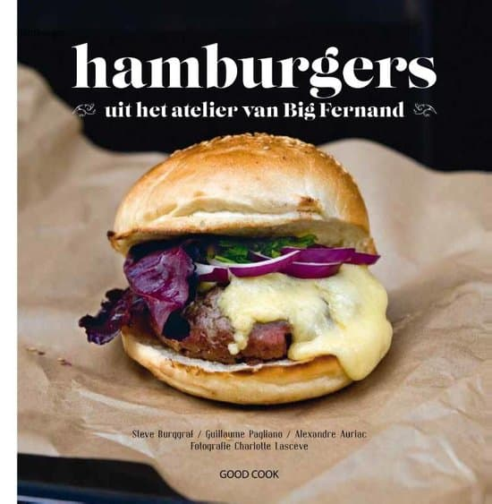 Hamburgers kookboek
