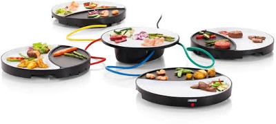 Princess Tafelgrill Dinner 4 All 104000 - 4 Personen small