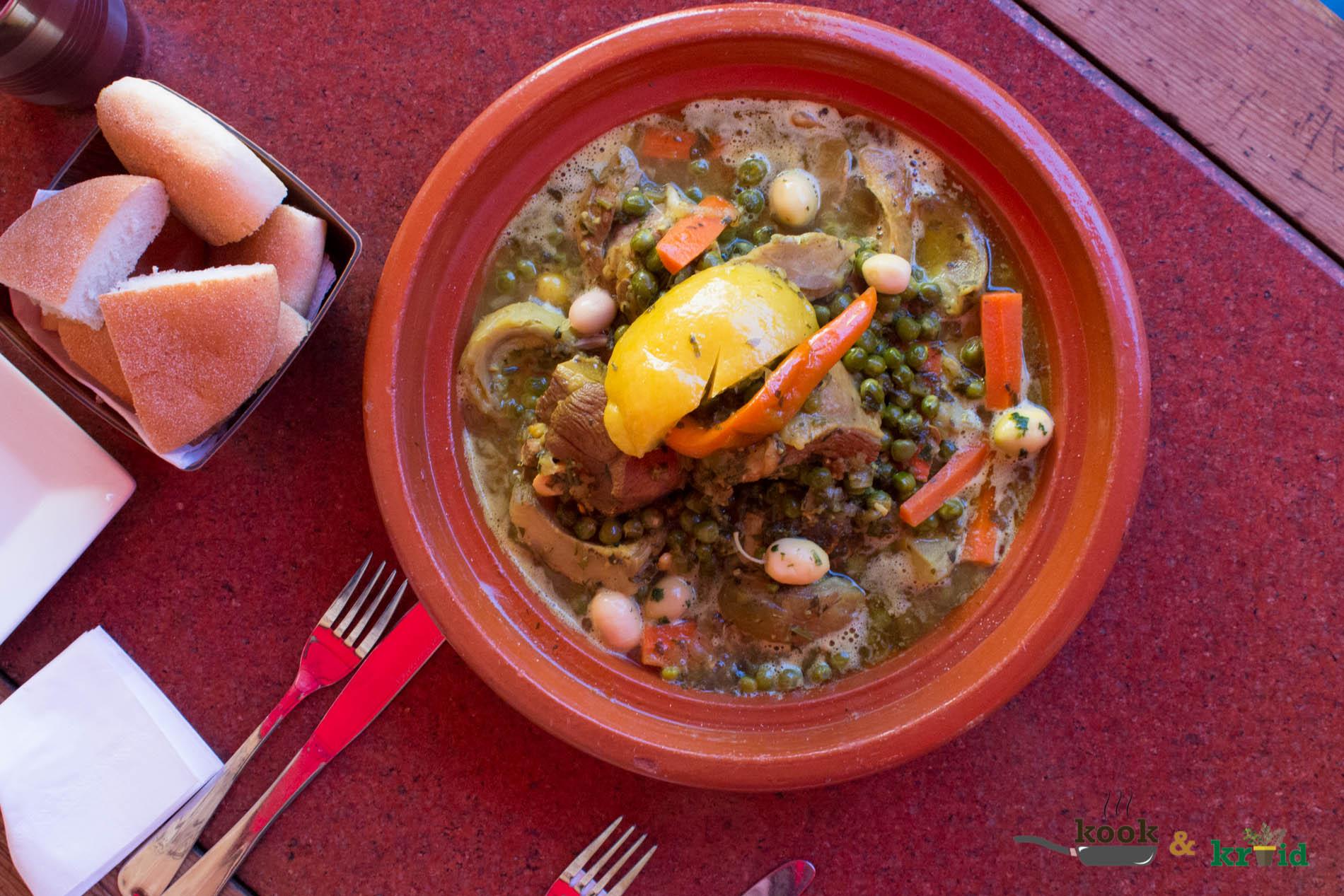 Marokkaanse lamstajine